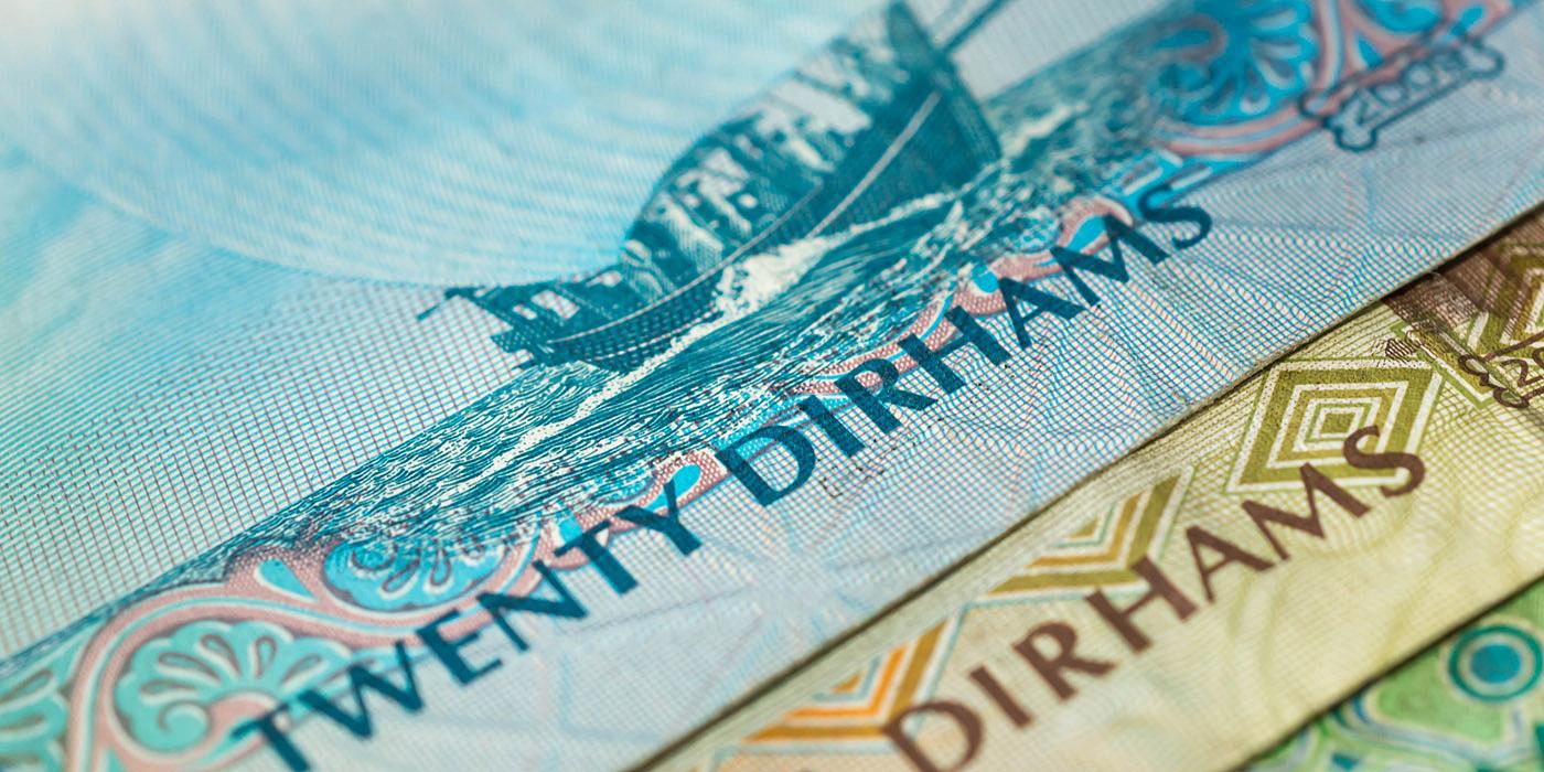 Euro In Vae Dirham Aed Wechseln Reisebank