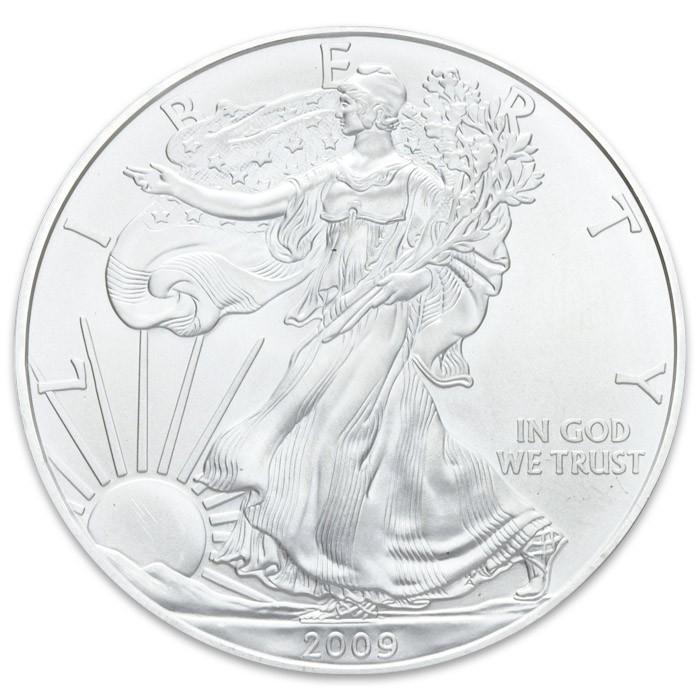 1/1 Oz American Eagle Silber