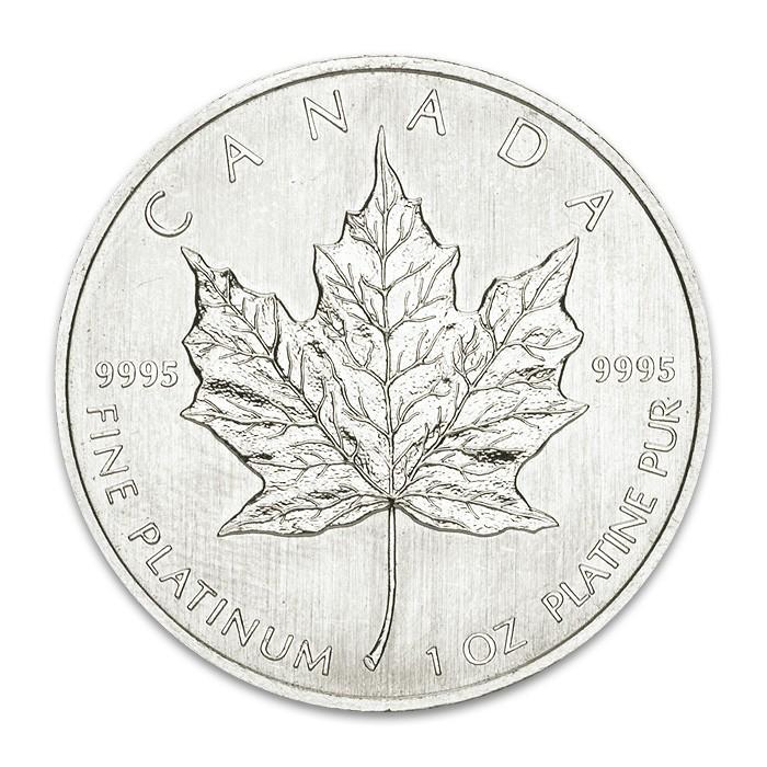 Maple Leaf Platin