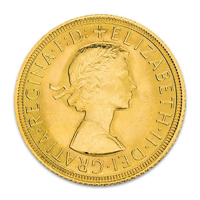Sovereign Elisabeth II.