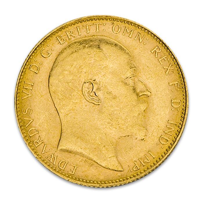 Sovereign Edward VII.