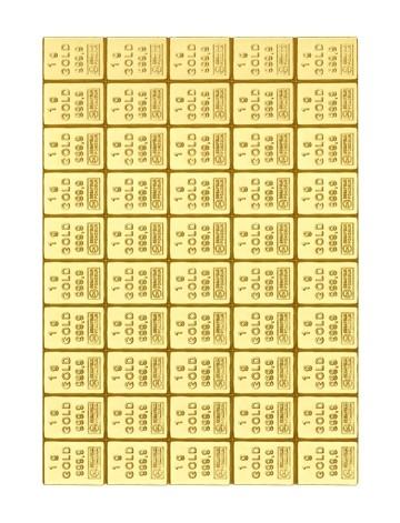 50g Tafelbarren