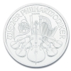 1/1 Oz Wiener Philharmoniker Silber