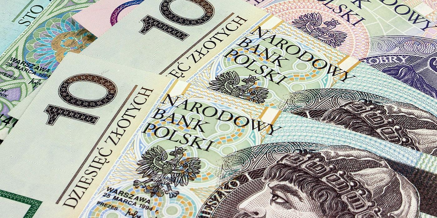 euro in polnische zloty