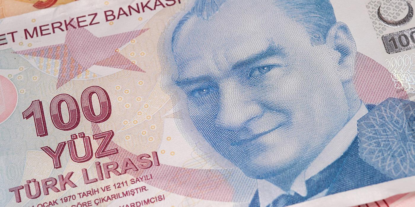 Euro In Türkische Lira Try Wechseln Reisebank Ag