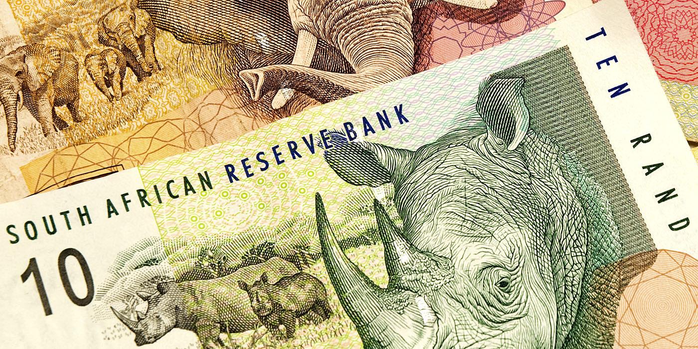 Zar Währung